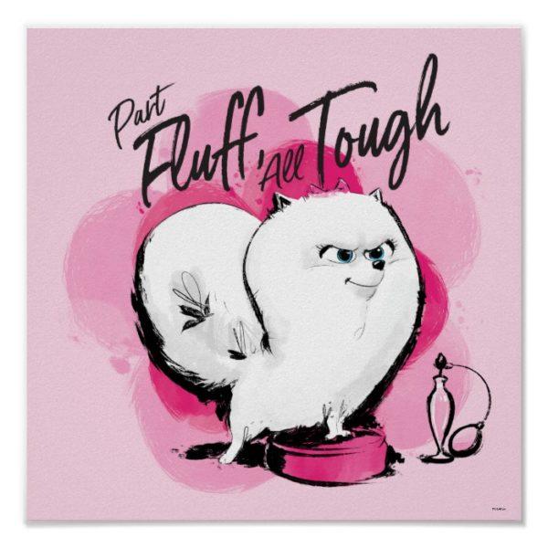 Secret Life of Pets - Gidget | Part Fluff Poster