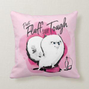 Secret Life of Pets - Gidget   Part Fluff Throw Pillow