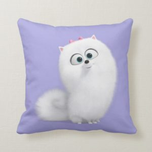 Secret Life of Pets - Gidget Throw Pillow