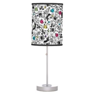 Secret Life of Pets Happy Pattern Desk Lamp