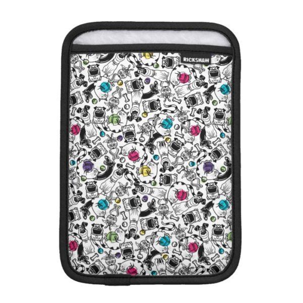 Secret Life of Pets Happy Pattern iPad Mini Sleeve