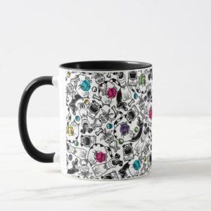 Secret Life of Pets Happy Pattern Mug