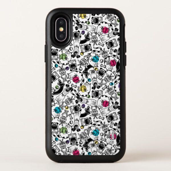Secret Life of Pets Happy Pattern OtterBox iPhone Case