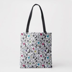 Secret Life of Pets Happy Pattern Tote Bag