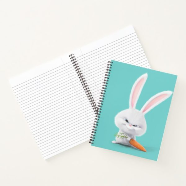 Secret Life of Pets - Insanely Cute Snowball Notebook
