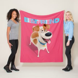 Secret Life of Pets - Max | Best Friend Fleece Blanket