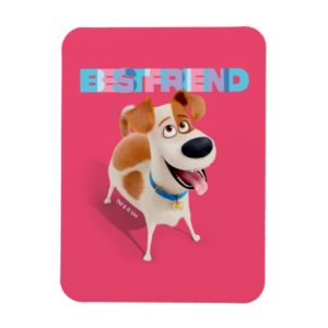 Secret Life of Pets - Max | Best Friend Magnet