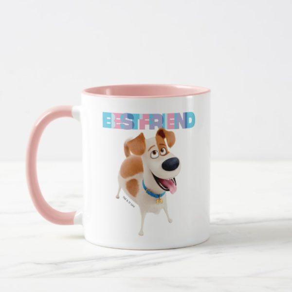Secret Life of Pets - Max   Best Friend Mug