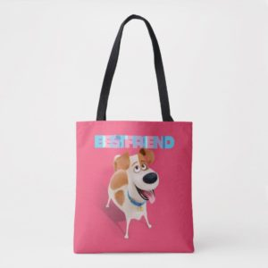 Secret Life of Pets - Max | Best Friend Tote Bag