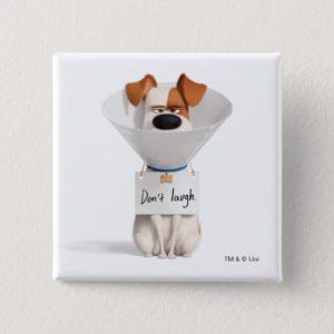 Secret Life of Pets | Max - Don't Laugh Button
