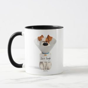 Secret Life of Pets | Max - Don't Laugh Mug