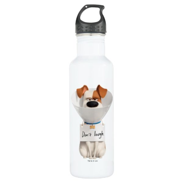 Secret Life of Pets | Max - Don't Laugh Stainless Steel Water Bottle