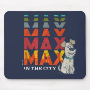 Secret Life of Pets - Max in the City Mouse Pad