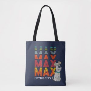 Secret Life of Pets - Max in the City Tote Bag