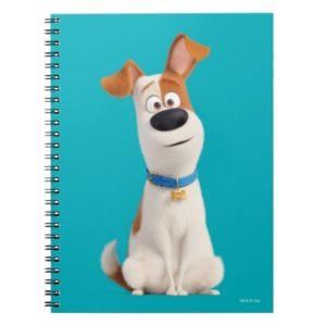 Secret Life of Pets - Max Notebook