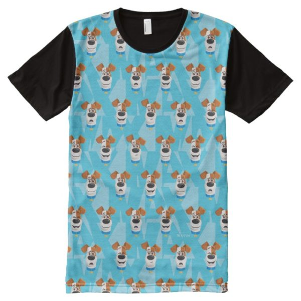 Secret Life of Pets - Max Pattern All-Over-Print Shirt