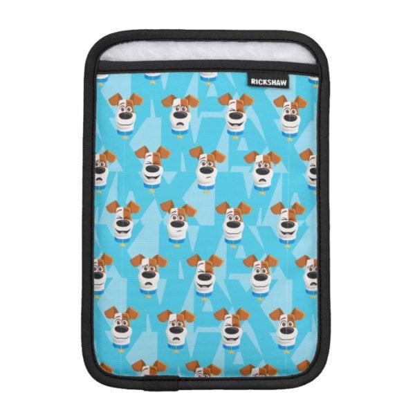 Secret Life of Pets - Max Pattern iPad Mini Sleeve