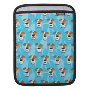 Secret Life of Pets - Max Pattern iPad Sleeve