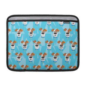 Secret Life of Pets - Max Pattern MacBook Air Sleeve