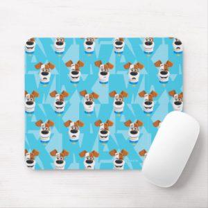 Secret Life of Pets - Max Pattern Mouse Pad