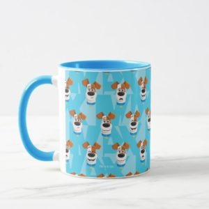 Secret Life of Pets - Max Pattern Mug
