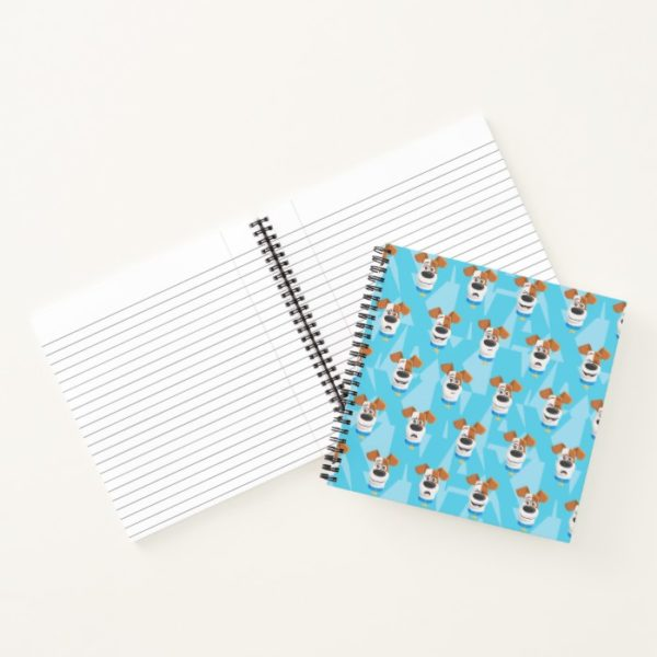 Secret Life of Pets - Max Pattern Notebook