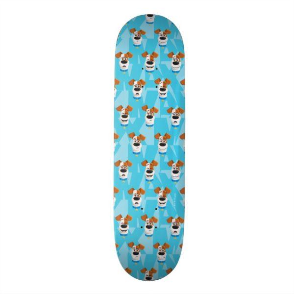Secret Life of Pets - Max Pattern Skateboard