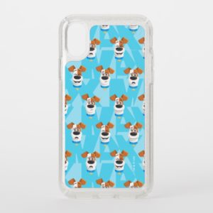 Secret Life of Pets - Max Pattern Speck iPhone Case