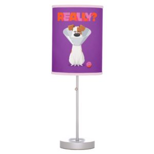 Secret Life of Pets - Max | Really? Desk Lamp
