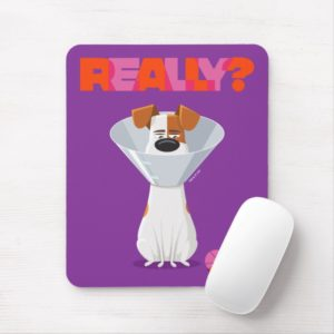 Secret Life of Pets - Max | Really? Mouse Pad