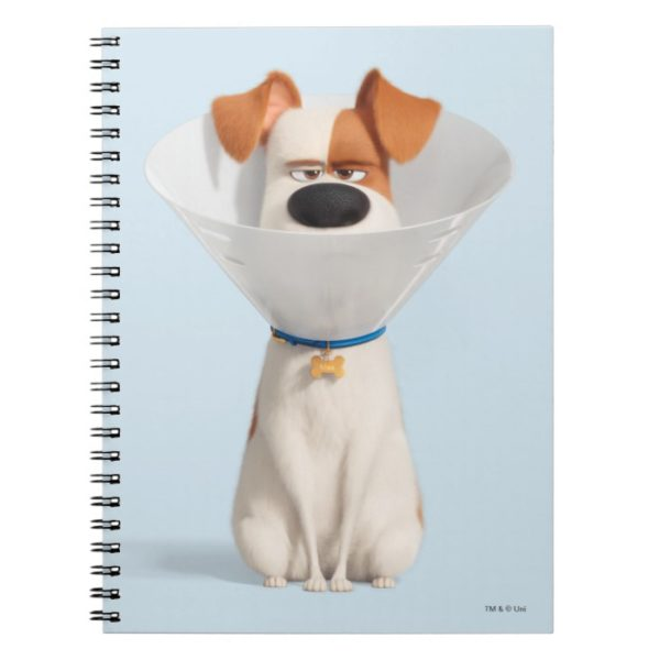 Secret Life of Pets - Max   Really? Notebook