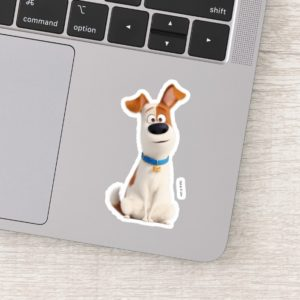 Secret Life of Pets - Max Sticker