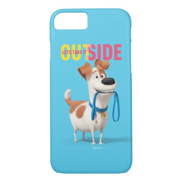 Secret Life of Pets - Max | Take it Outside Case-Mate iPhone Case
