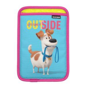 Secret Life of Pets - Max | Take it Outside iPad Mini Sleeve