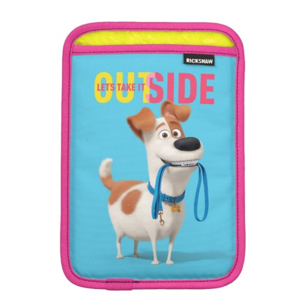 Secret Life of Pets - Max   Take it Outside iPad Mini Sleeve