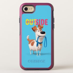 Secret Life of Pets - Max | Take it Outside OtterBox iPhone Case