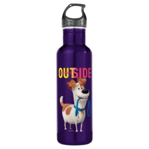 Secret Life of Pets - Max | Take it Outside Stainless Steel Water Bottle