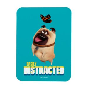 Secret Life of Pets - Mel | Easily Distracted Magnet