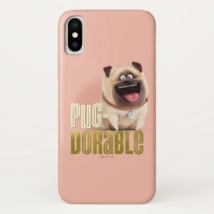 Secret Life of Pets - Mel | Pug-Dorable Case-Mate iPhone Case