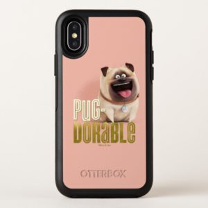 Secret Life of Pets - Mel | Pug-Dorable OtterBox iPhone Case