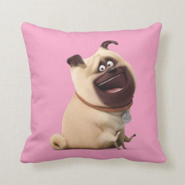 Secret Life of Pets - Mel Throw Pillow