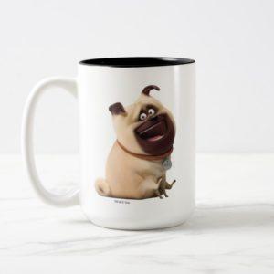 Secret Life of Pets - Mel Two-Tone Coffee Mug
