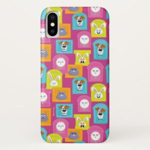 Secret Life of Pets Pattern Case-Mate iPhone Case