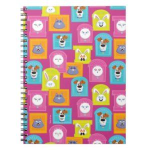 Secret Life of Pets Pattern Notebook