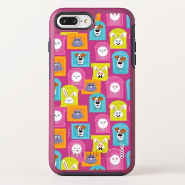 Secret Life of Pets Pattern OtterBox iPhone Case