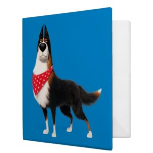 Secret Life of Pets - Rooster 3 Ring Binder