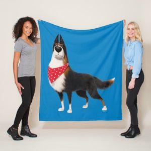 Secret Life of Pets - Rooster Fleece Blanket