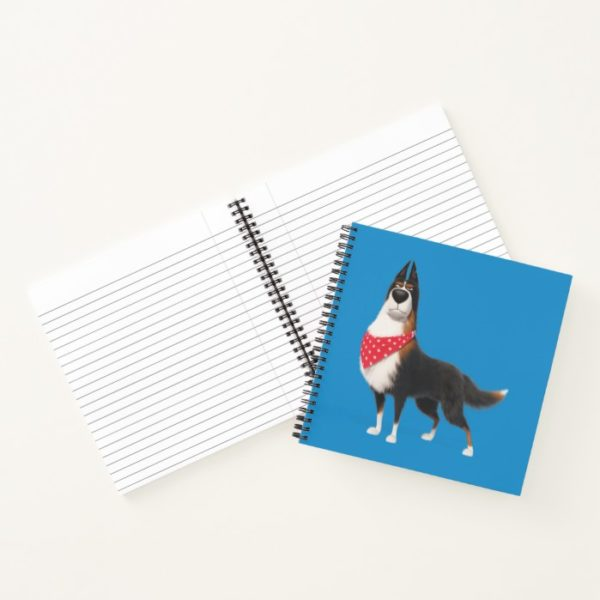Secret Life of Pets - Rooster Notebook