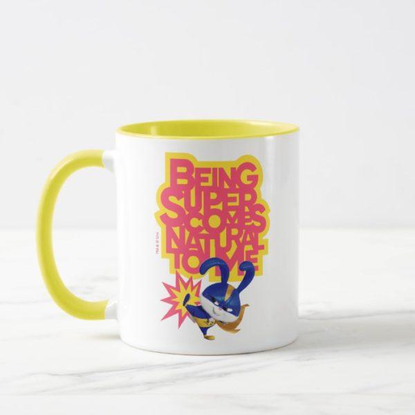 Secret Life of Pets - Snowball   Being Super Mug