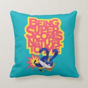 Secret Life of Pets - Snowball | Being Super Throw Pillow